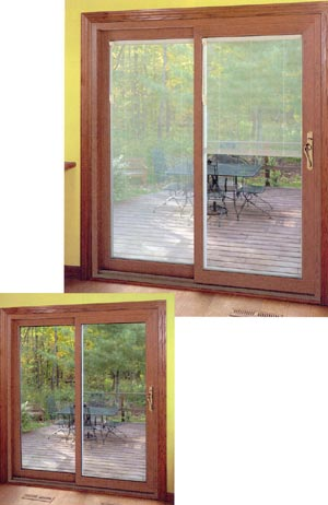 Patio Doors And Sliding Doors Custom Built Windows Inc
