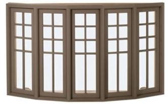 Marvin bow window