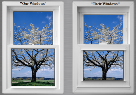 Sunrise Windows Comparison